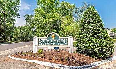 Community Signage, Stonewood, 0