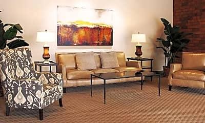 Living Room, 7001 Westview Dr, 1