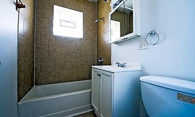 Bathroom, 310 N. Menard Avenue, 2