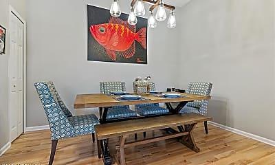 Dining Room, 37 Jardin De Mer Pl 37, 1