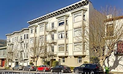 Building, 2120 California St, 1