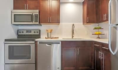 Kitchen, The Flats at Martin City, 0