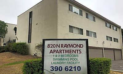 820 North Raymond, 1