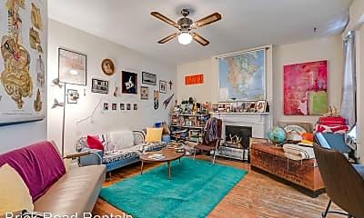 Living Room, 1603 Hanover Ave, 1
