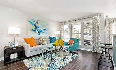 Living Room, Lago Paradiso at the Hammocks, 0
