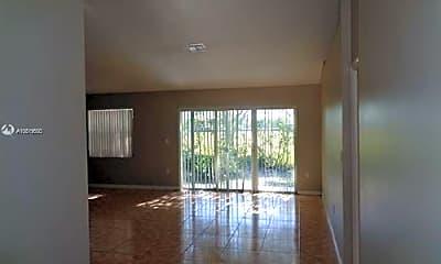 Living Room, 10660 SW 21st St, 1