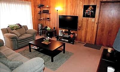 Living Room, Bishop Properties, 1