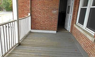Patio / Deck, 73 Congress St, 0