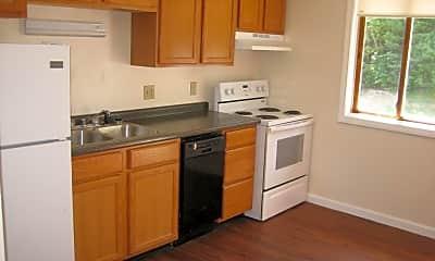 Kitchen, Perkins Place, 2