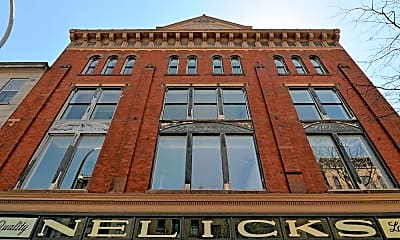 Building, The River Street Lofts, 0