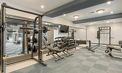 Fitness Weight Room, 599 N Federal Hwy, 2