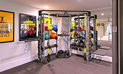 Fitness Weight Room, The Citizen, 2