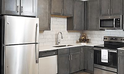Kitchen, 260 E Davis St, 1