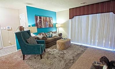 Living Room, Prospect Park, 1