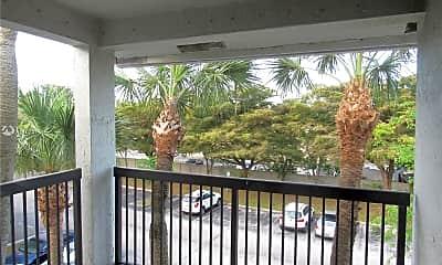 Patio / Deck, 11263 W Atlantic Blvd 306, 2
