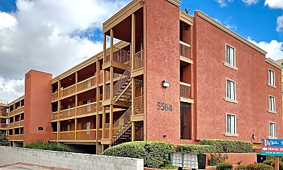 Building, Hardy Avenue Apartments, 0