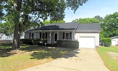 Building, 5136 Double Oaks Dr, 1