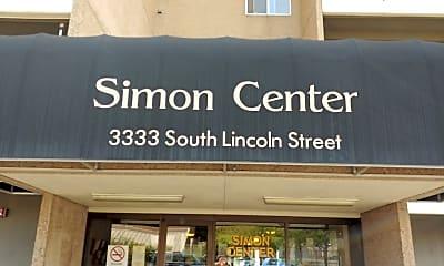 Simon Center, 1