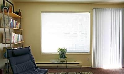 Living Room, Sun Vista Apartments, 1