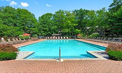 Pool, Royal Crest Estates North Andover, 1