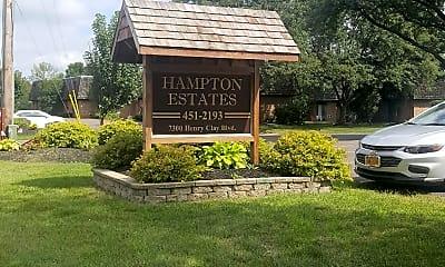 Hampton Estates Townhomes, 1