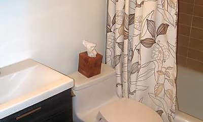 Bathroom, 176 W 86th St, 2