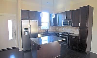 Kitchen, 3547 Spencer St, 1