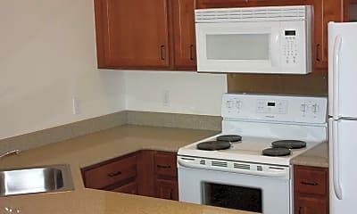 Kitchen, Agnes Kehoe Place, 1