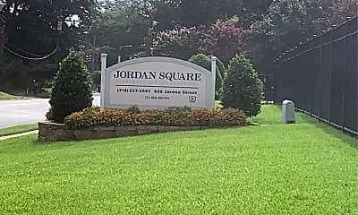 Jordan Square Senior Apartments, 1