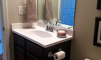 Bathroom, Wyndamere Apartments, 2