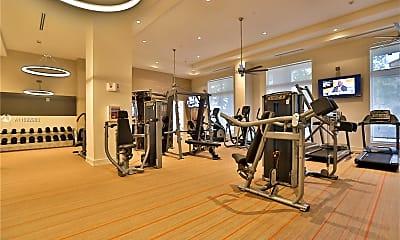 Fitness Weight Room, 2000 Salzedo St 815, 2