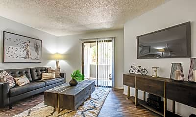Living Room, Stonybrook Apartments, 0