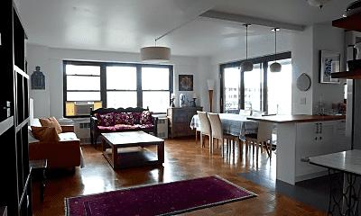 Living Room, 413 Grand St, 1