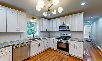Kitchen, Room for Rent -  I-85 and I-75, 1