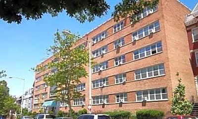 Building, Holmead Place Apartments, 0