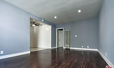 Living Room, 3751 Westwood Blvd 3, 1