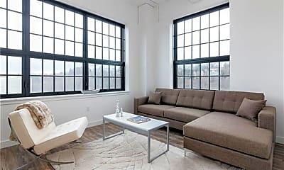 Living Room, 121 Westmoreland Ave 401, 1