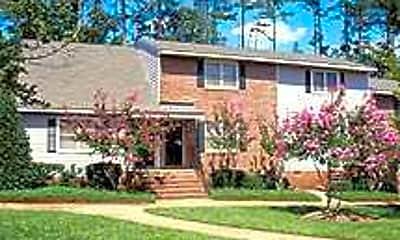 Stony Brook Apartments, 1