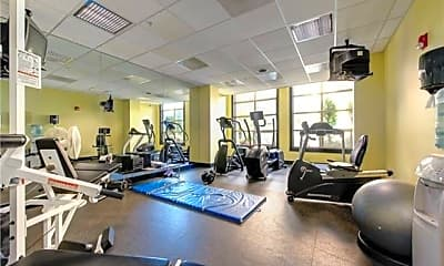 Fitness Weight Room, 118 107th Ave NE, 2