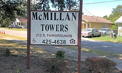 Mcmillan Towers, 1