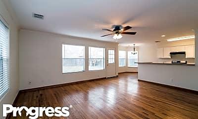 Living Room, 8530 Wild Basin Dr, 1