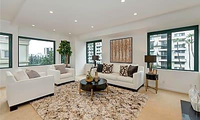 Living Room, 10520 Wilshire Blvd 508, 1