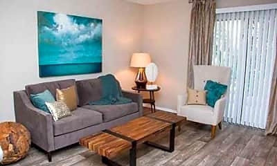 Living Room, Hartwell Pointe, 0