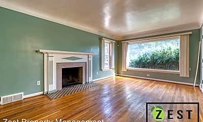 Living Room, 16533 Whitcomb, 0