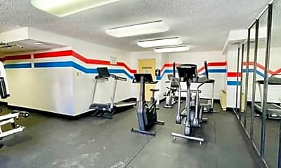 Fitness Weight Room, 2855 S Monaco Pkwy, 2