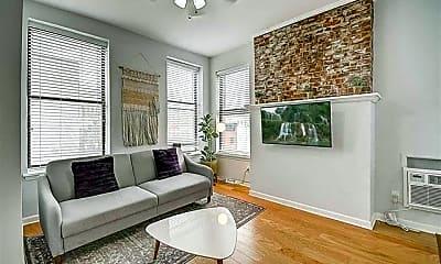 Living Room, 565 1st St 8, 2