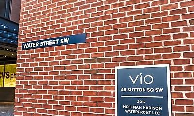 45 Sutton Square SW 507, 2