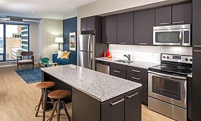 Kitchen, 400 S Marquette Ave 2809, 1