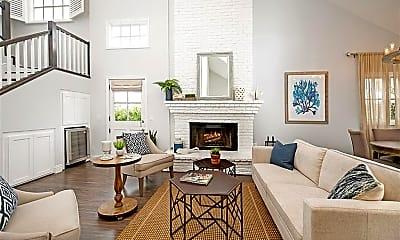 Living Room, 416 Acacia Ave, 1