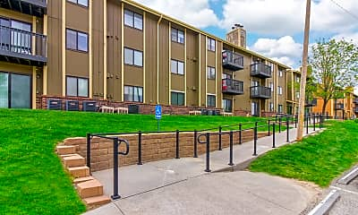 Building, Maple View Apartment Homes, 0